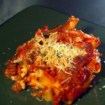 Chicken And Chorizo Pasta Bake