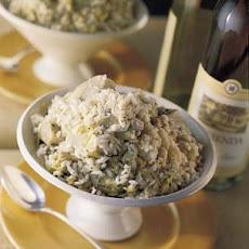 Asparagus, Artichoke and Shiitake Risotto Recipe | Yummly