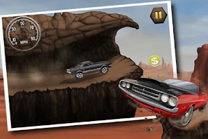 Screenshot of Stunt Car Challenge