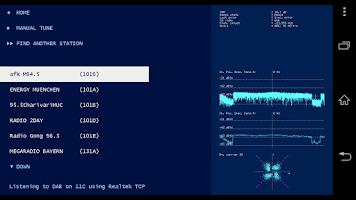 Screenshot of Wavesink DAB/FM Trial