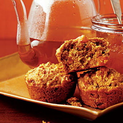 Ginger-Pecan Muffins