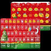 Free Merry Christmas Emoji Keyboard APK for Windows 8