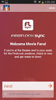 Screenshot of FirstLook Sync