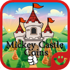 Mickey Castle Coins