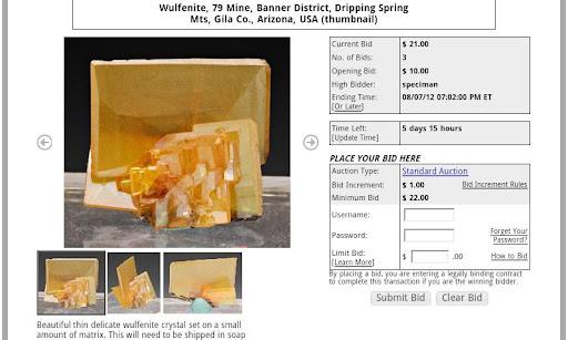 免費下載購物APP|Fine Mineral Auctions app開箱文|APP開箱王