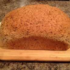 Best Ever Cinnamon Flax Bread (Breadmaker)