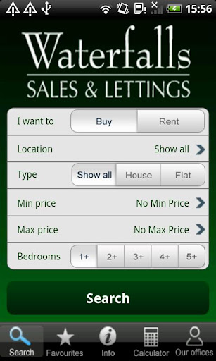 【免費生活App】Waterfalls Sales & Lettings-APP點子