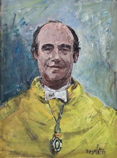 Ingresó el 31 de mayo de 1977 con el discurso de recepción titulado Bases y conceptos actuales en patología estomatológica y maxilofacial. Fue contestado por el Excmº. Sr. D. Hipólito Durán Sacristán. Falleció el 12 de febrero de 1984.