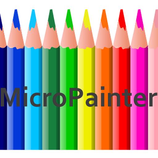 MicroPainter LOGO-APP點子