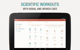 Screenshot of 7 Minute Workout
