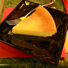 No Crust Buttermilk Pie