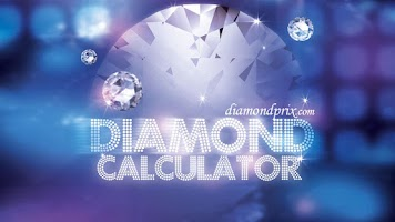 Screenshot of Diamondprix Diamond Calculator