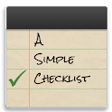 A Simple Checklist Pro icon