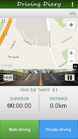 Screenshot of Driving Diary - Trip PRO