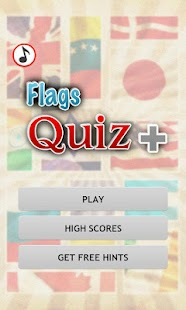Flags Trivia Quiz - screenshot