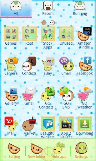 【免費個人化App】Cutie Tutti Go Launcher Ex-APP點子