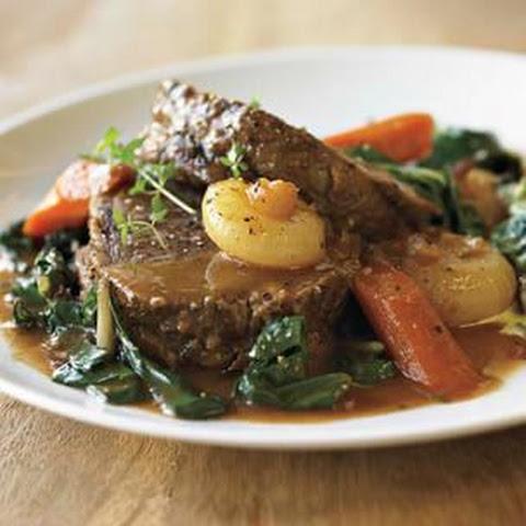 Beef Brisket Pot Roast Recept | Yummly