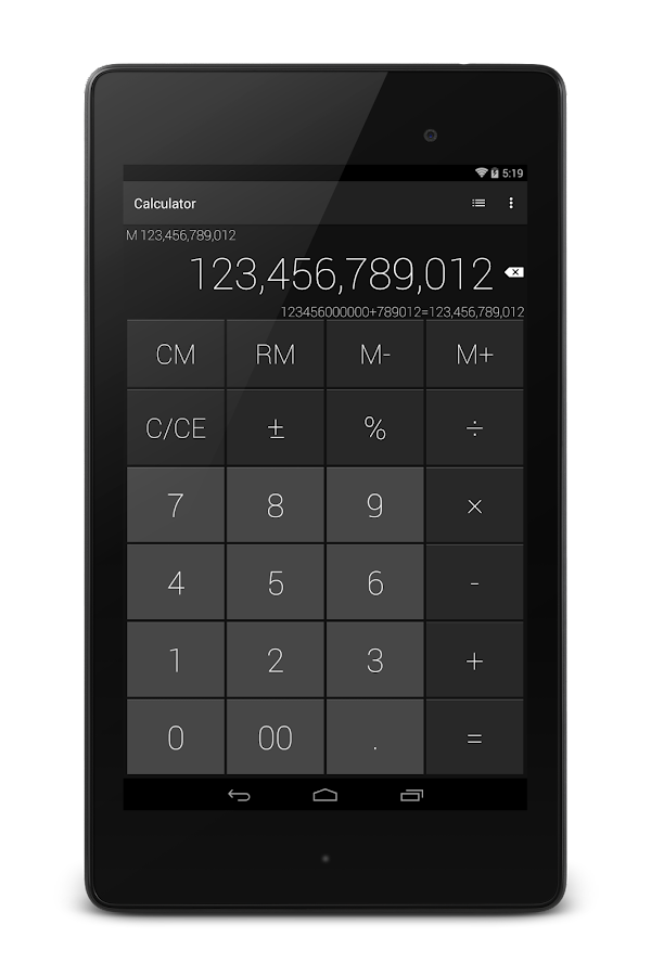 Calculator - Simple & Stylish Screenshot 14