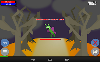 Screenshot of Level Up! RPG