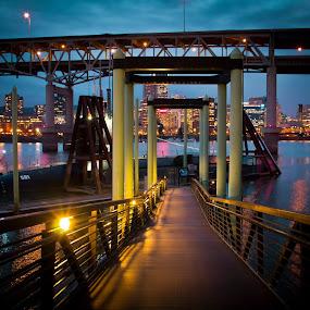 by Don Saddler - Buildings & Architecture Bridges & Suspended Structures (  )