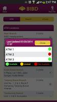 Screenshot of BIBD Mobile