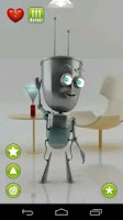Screenshot of Talking Rumba Robot