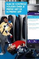 Screenshot of Hi PrePay