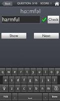 Screenshot of Sounds: The Pronunciation App
