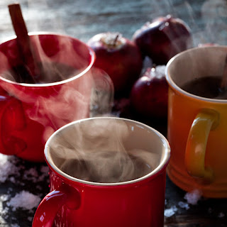 Spiced Apple Cider With Brandy Recipes
