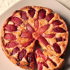 Almond-Plum Buckle