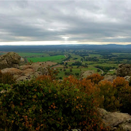 by Zeralda La Grange - Instagram & Mobile iPhone ( #landscape, #panoramic, #nature, #arkansas,  )