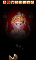 Screenshot of Ganesh Temple touch prayer
