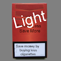 Smoke Less Save More (Light)