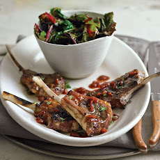 ... lamb cutlets breaded lamb chops with ham cider braised veal chops