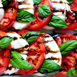 Caprese Salad Balsamic Recipes