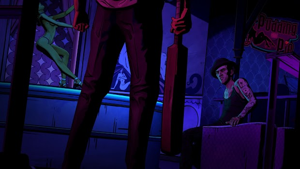 The Wolf Among Us and The Walking Dead will be coming to PS4 and Xbox One