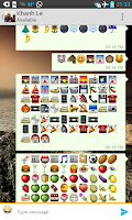 Screenshot of FCall: Chat for Facebook