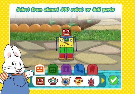 Max & Ruby: Toy Maker - screenshot