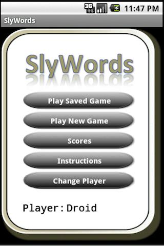 SlyWords