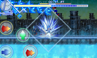 Screenshot of Bluest -Fight For Freedom-