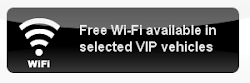 Free WiFi Available On Board