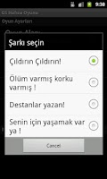 Screenshot of GS Hafıza Oyunu