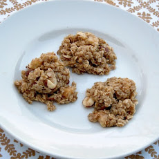 No Bake Apple Oatmeal Cookies