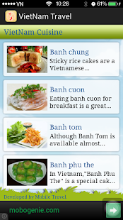 VietNam Travel - screenshot