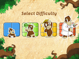 Screenshot of Live Puzzle! Forest Animals