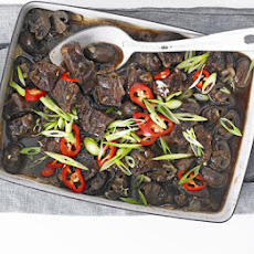 Slow-braised Soy & Five-spice Beef