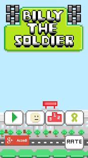Billy the Soldier - screenshot