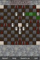 Screenshot of Hnefatafl - King's Table FREE