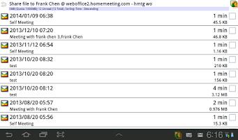 Screenshot of JoinNet Messenger