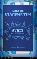Screenshot of Guia de Viagens TIM